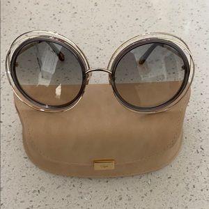 Chloe sunglasses carlina